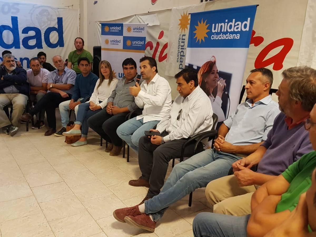 Planario de Unidad Ciudadana en Neuquén, convoca a construir la unidad contra el macrismo