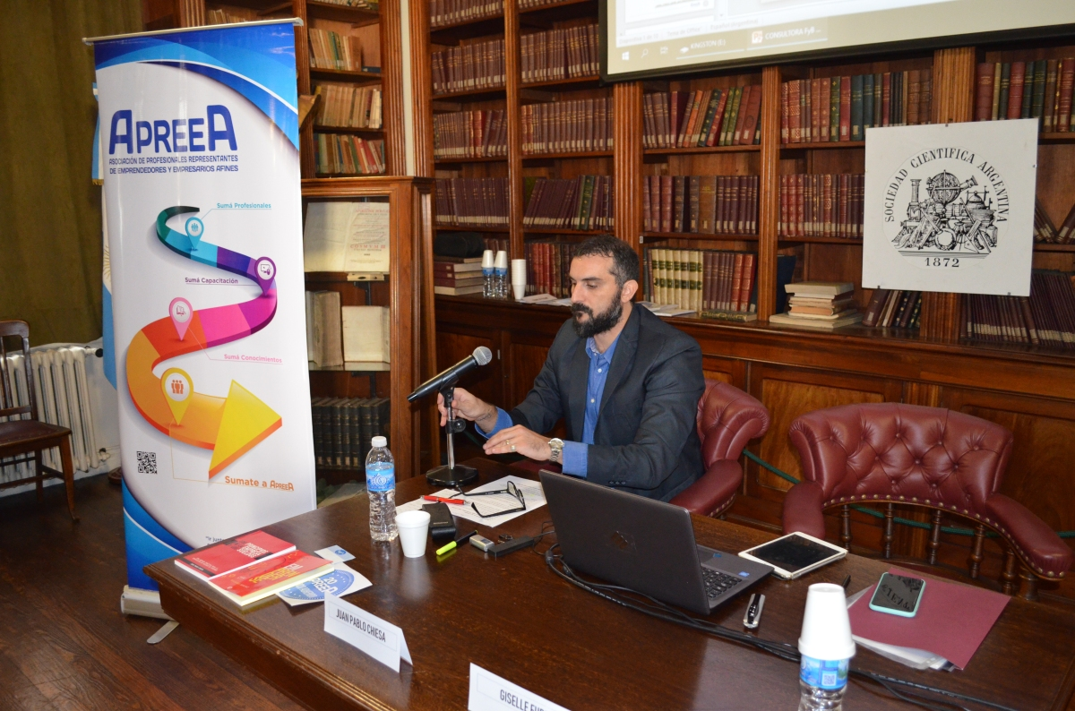 Imperdible, la charla gratuita que ofrecerá el Dr. Juan Pablo Chiesa, en la Universidad de Comahue