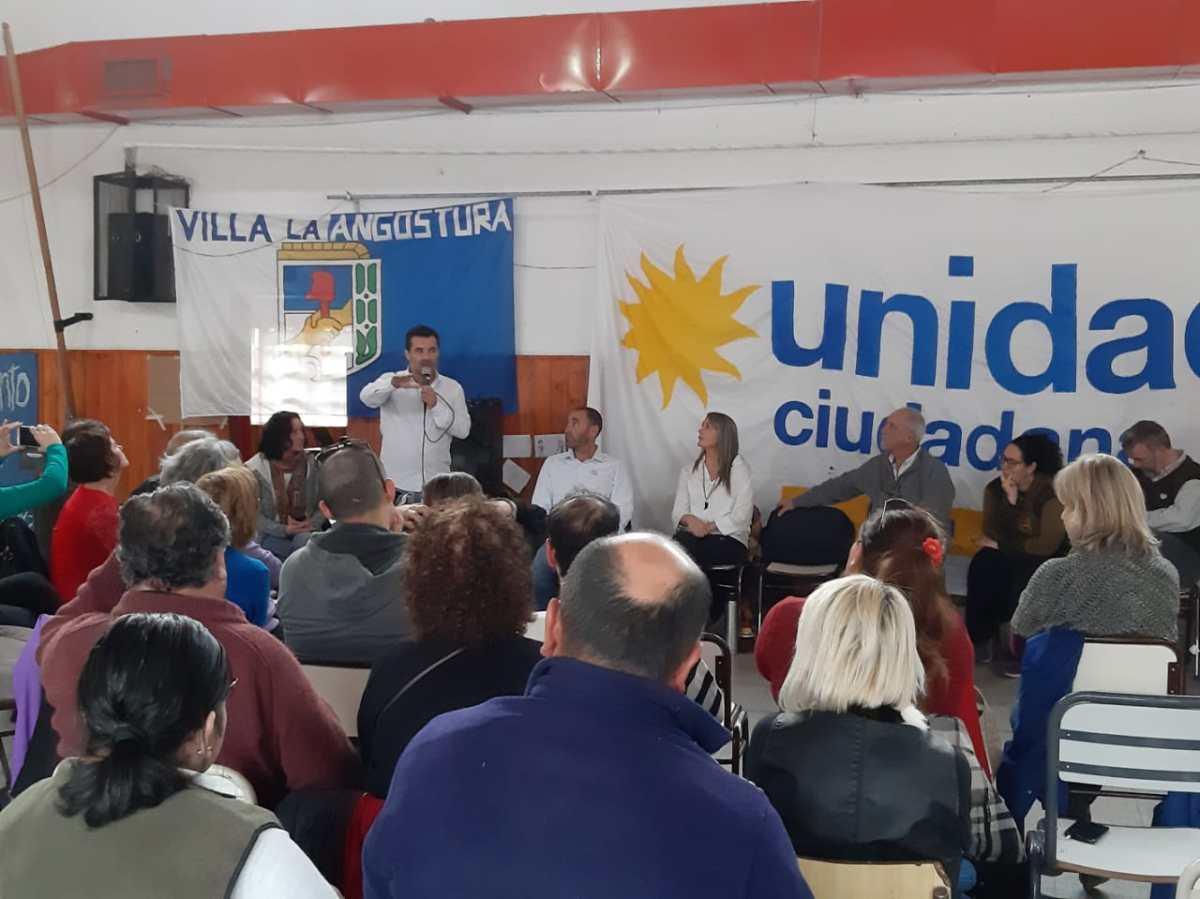 Masivo apoyo a Unidad Ciudadana en el Sur Neuquino