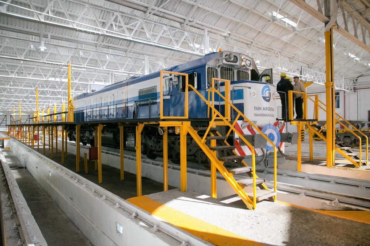 Una compañía rusa comenzará a fabricar trenes en Argentina